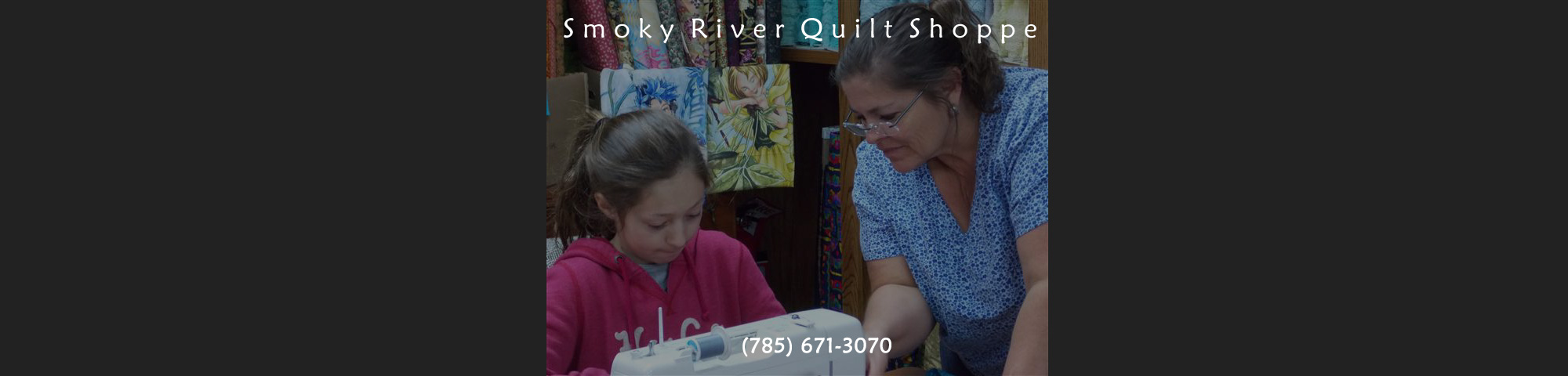 Smoky River Quilt Shoppe